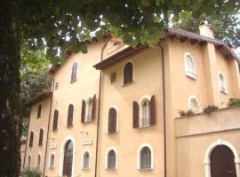 La Locanda del Borgo, hotel a Pietralunga