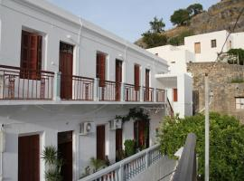 Electra, apartment in Lindos