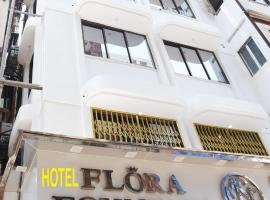 Hotel Flora Fountain,Fort