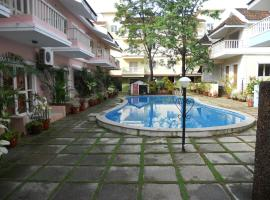 Goan Courtyard Apartments, self catering accommodation in Anjuna