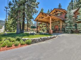 Black Bear Lodge, hotel near Heavenly Ski Resort, South Lake Tahoe