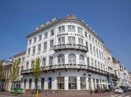 Fletcher Hotel-Restaurant Middelburg, отель в городе Мидделбург