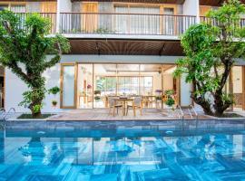 Tam House Villa Hotel, self catering accommodation in Da Nang