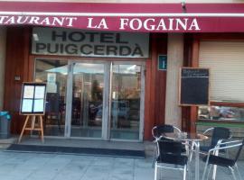 Hotel Puigcerdà