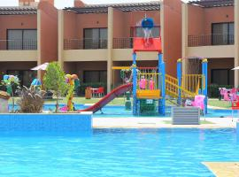 Aquamarine Kuwait Resort(Families Only), family hotel in Al Nuwaiseeb