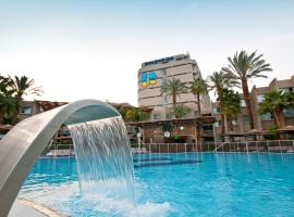 U Coral Beach Club Eilat – Ultra All inclusive