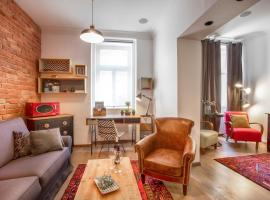 3on7 Apartments, hotel near Lotrscak Tower, Zagreb