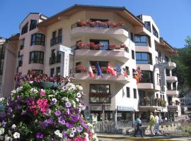 Hotel Amélie, hôtel à Brides-les-Bains