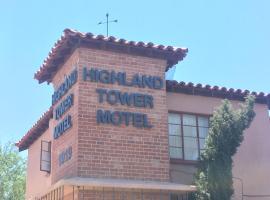 Highland Tower Motel