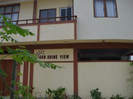 Sun Shine View, guest house in Maafushi