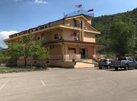 Hotel Ristorante Villa Pegaso, hotel in San Pietro Infine