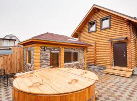 House Rucheek with sauna, holiday home in Kotel'niki