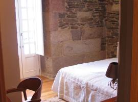 Hotel Casa de Caldelas, hotel en Castro Caldelas