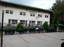 Beatka, budget hotel in Świeradów-Zdrój