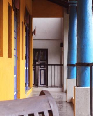 Blue Pillars Kandy