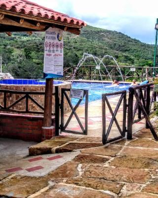 Hotel Campestre Palmas del Zamorano