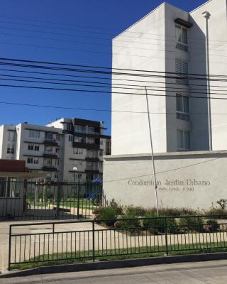 Departamento Jardin Urbano 2 Valdivia