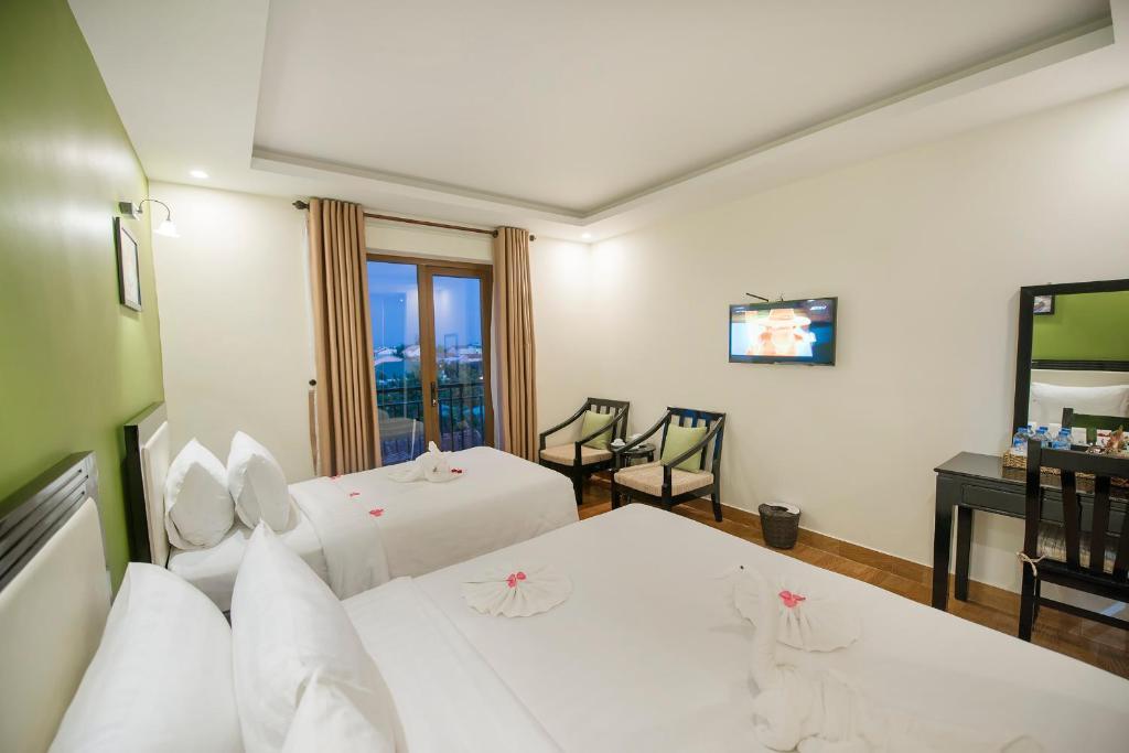 Hình của Phòng Superior 2 giường đơn nhìn ra cảnh thành phố #2