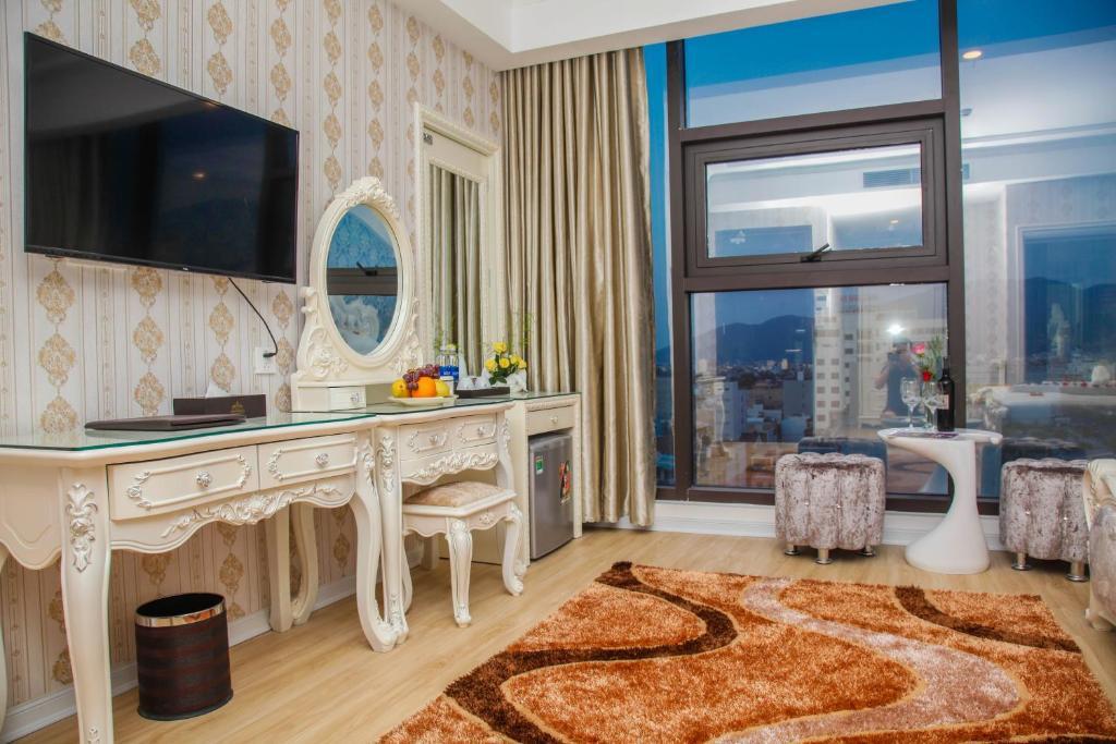 Hình của Suite có giường cỡ King #3
