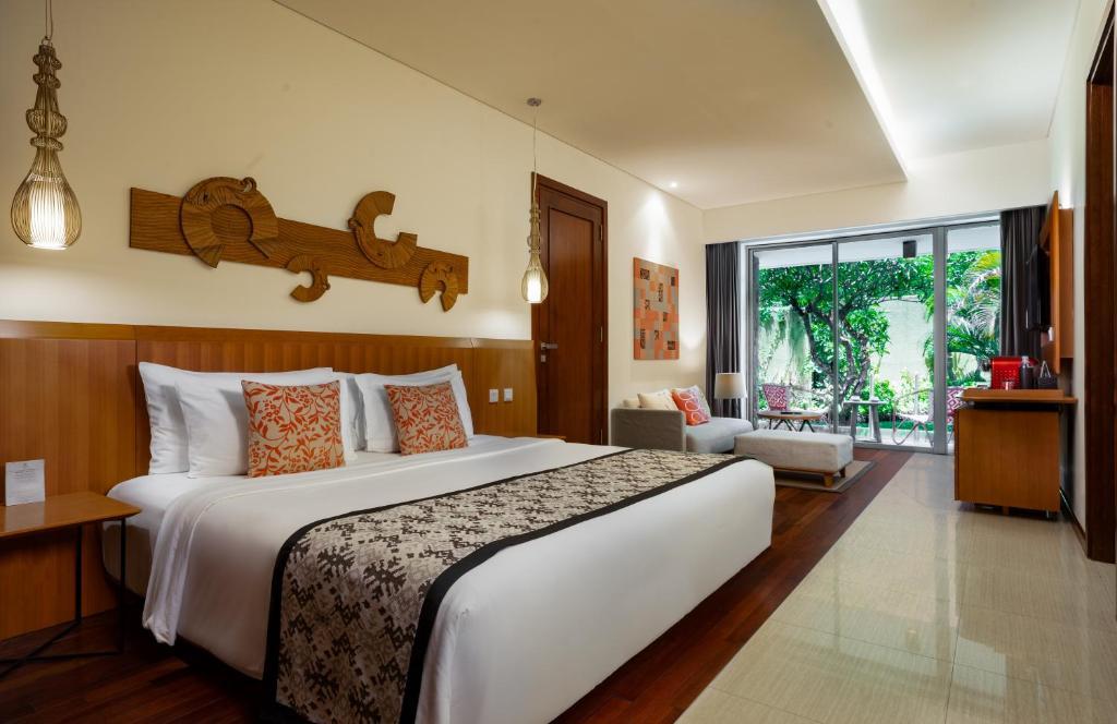 Двомісний номер Делюкс (номер з 2 односпальними ліжками) з доступом до басейну: фотографія №2