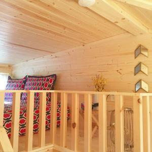 Leavenworth Camping Resort Tiny House Hanna