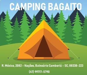 Camping Bagaito - Bal. Camboriú - SC