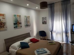 Intero appartamento vicino metro A e centro città