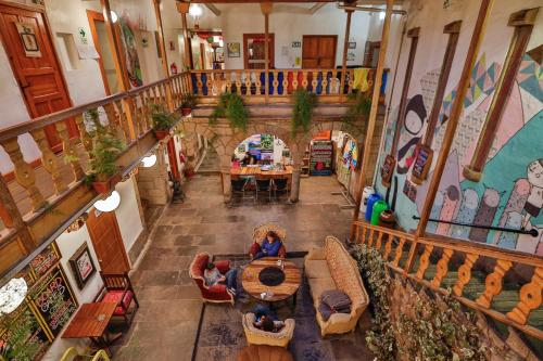 Kokopelli Hostel Cusco
