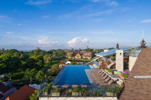 巴厘島沙努爾藝術酒店