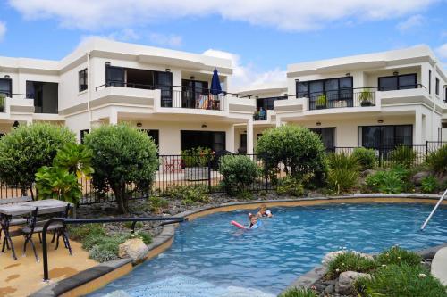 Ocean Breeze Resort Pauanui