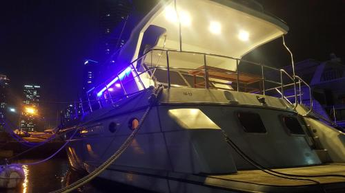 Marine City Club Yacht Stay