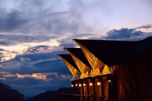 Vinetree Gaoligong Tented Resort