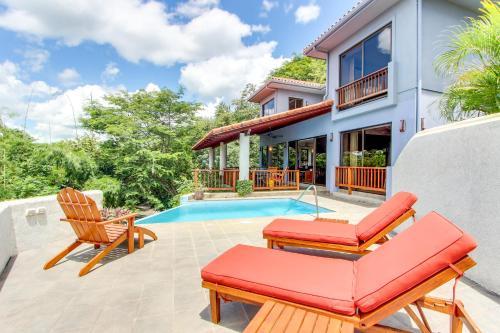 Redonda Bay: Casa Cielo Azul