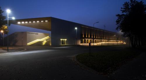 Pärnu Rannastaadioni Hostel