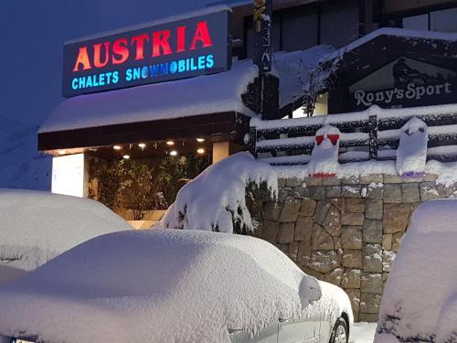 Austria Mzaar Chalets