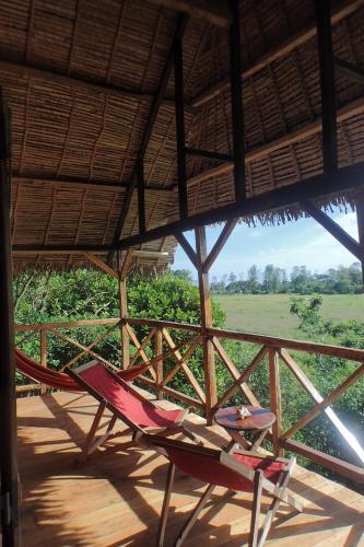 Sahorana Lodge