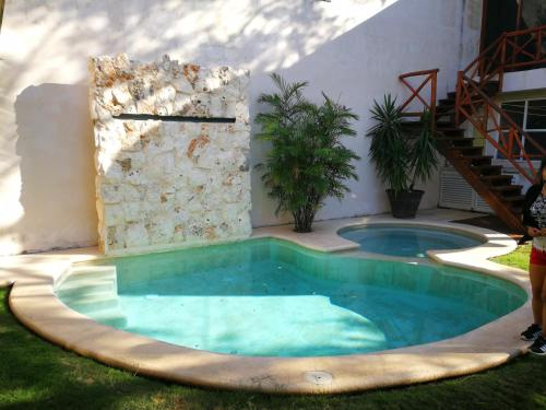 Casa Dolce Pool & Jacuzzi