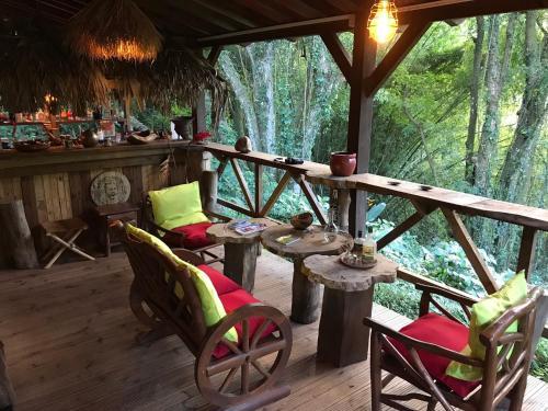 Martinique Treehouse