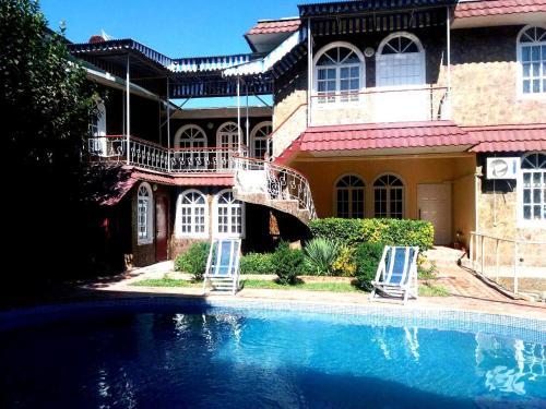 Tashkent City Villa