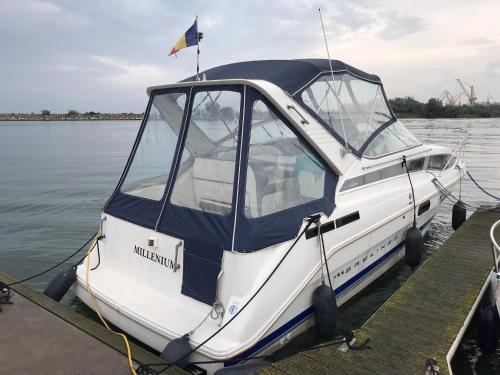 Millenium motor boath
