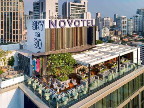 โรงแรมโนโวเทล กรุงเทพ สุขุมวิท 20