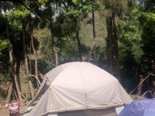 Top View Tent Rental and Tour
