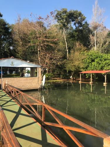 Posada Turística del lago Don Cachito