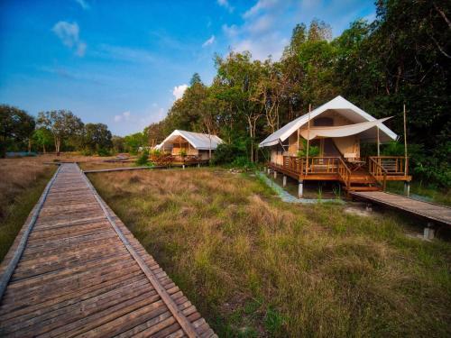 Cardamom Tented Camp