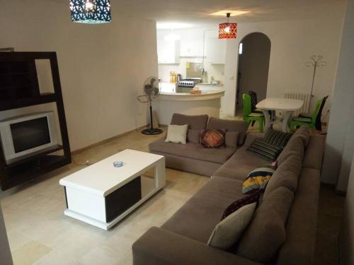 Appartement avec jardin à Gammarth Supérieur