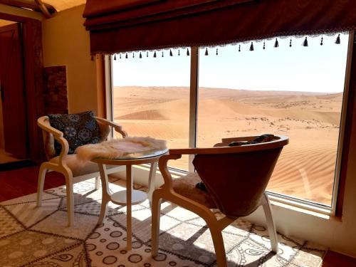 Safari Dunes Camp
