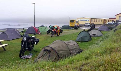 Giljanes Camping