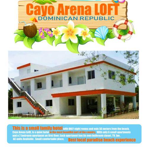 cayo arena loft