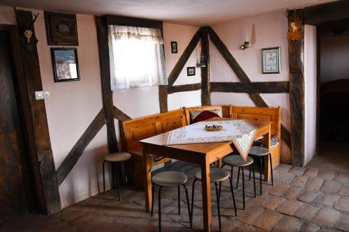 Borina koliba/Bora's cottage