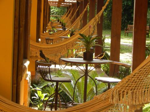 Aldeia do Bambu Camping e Chalés
